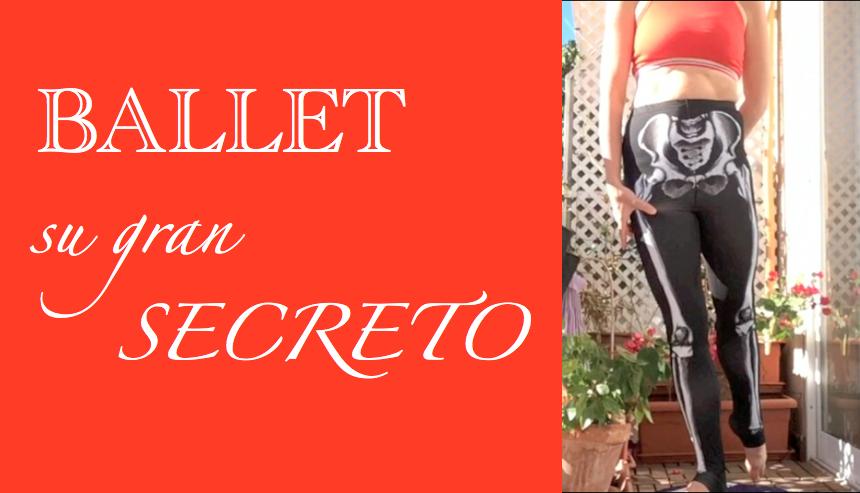 """VÍDEO CONSEJOS BALLET: ¿Qué es el """"En Dehors"""" y para qué sirve?"""