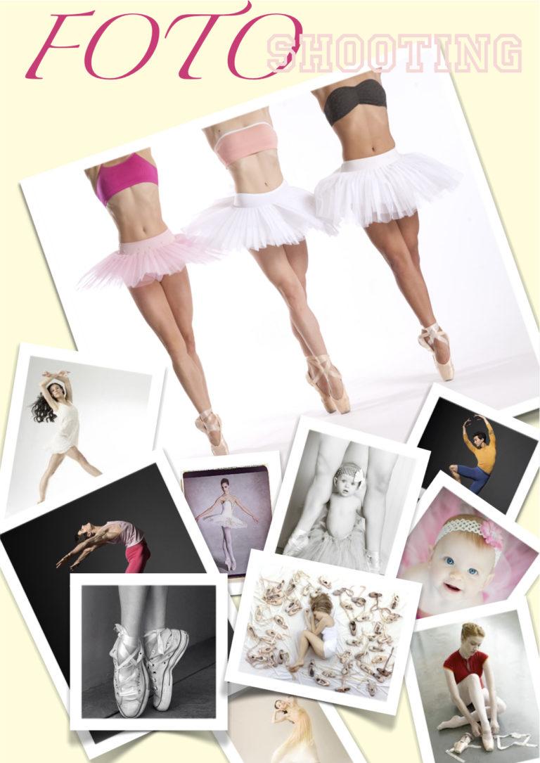 Tu sueño de bailarina en foto